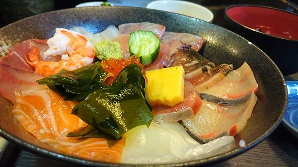 別府 海鮮いづつ|海鮮丼