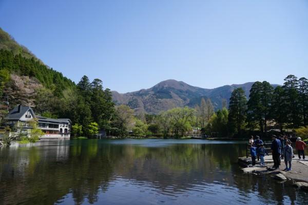 湯布院|金鱗湖