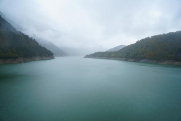 立山黒部アルペンルート|黒部湖