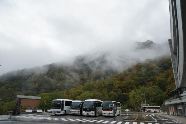 立山黒部アルペンルート|扇沢駅