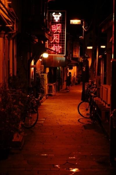 松本市|縄手通り