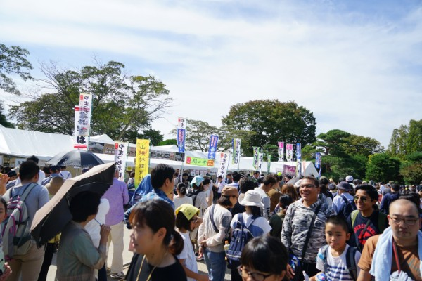 松本市|信州・松本そば祭り