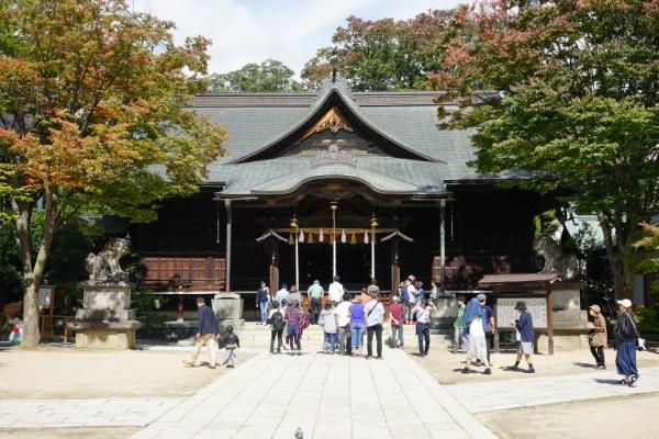 松本市|四柱神社