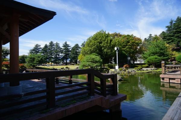 松本市|あがたの森公園