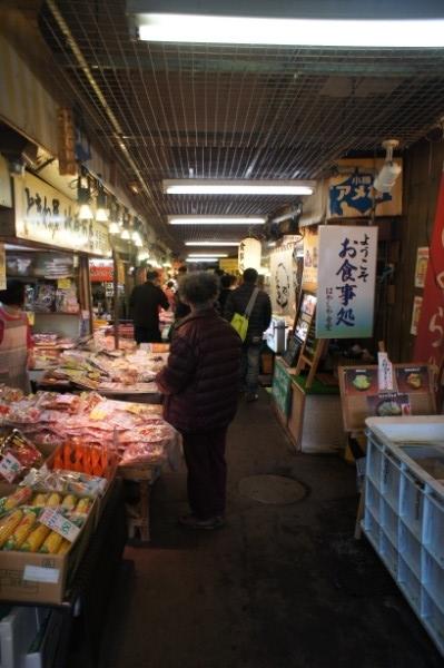 小樽|小樽三角市場