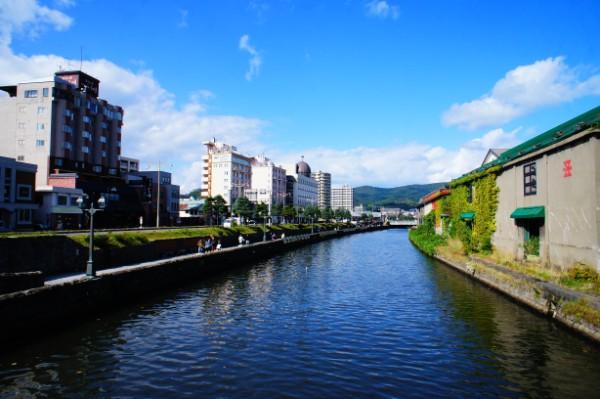 小樽|小樽運河