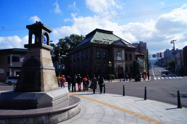 小樽|メルヘン交差点