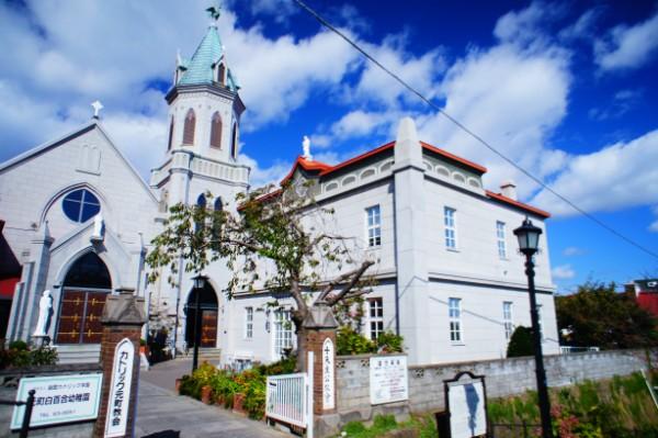 函館|カトリック元町教会
