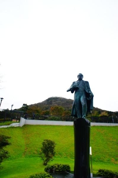 函館|ペリー提督来航記念碑