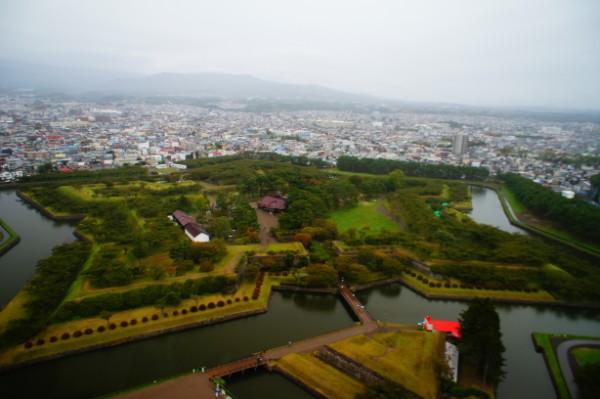 函館|五稜郭
