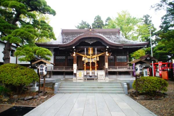 函館|湯倉神社
