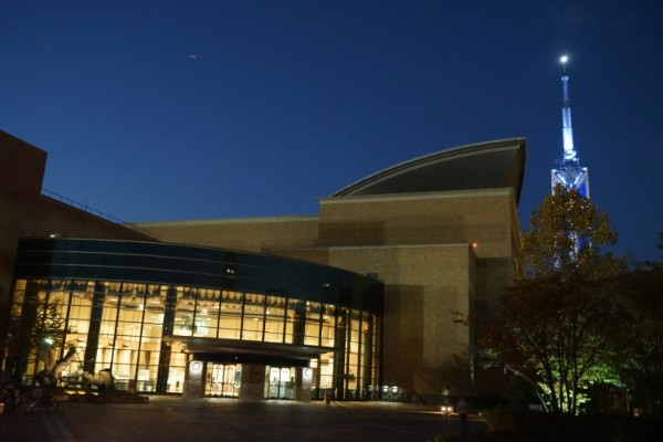 福岡|福岡タワーと福岡市総合図書館