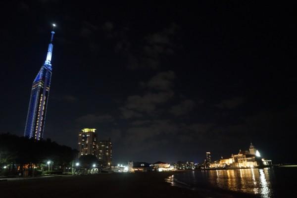 福岡|福岡タワーとマリゾン