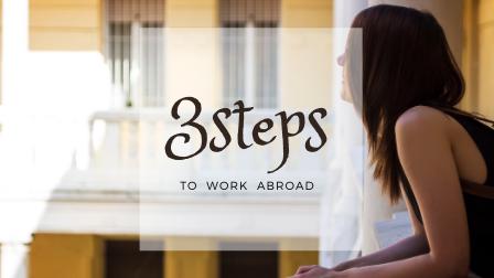 海外で働きたい人