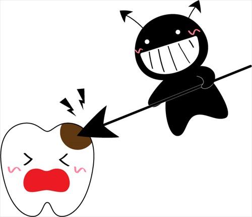 歯医者は痛い