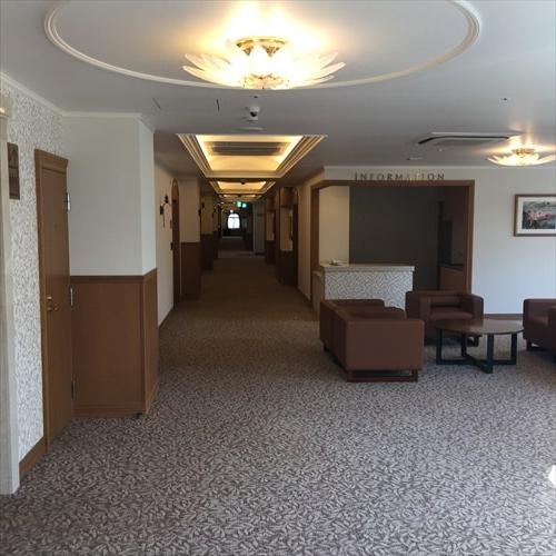 慈恵病院三階