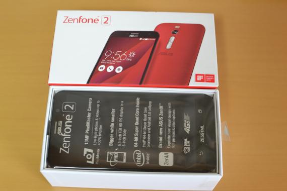 ZenFone 2 本体