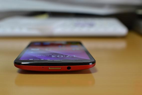 ZenFone 2 上側