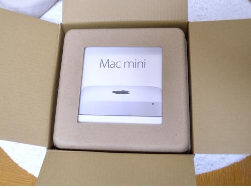 Mac mini (Late2014) 外箱