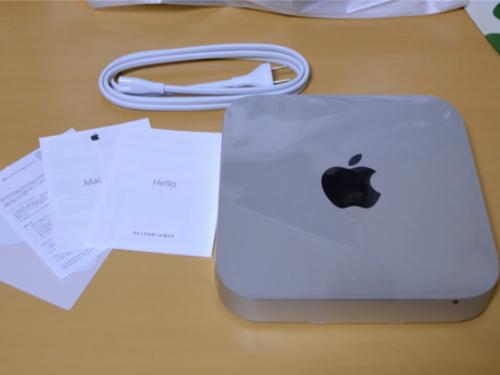 Mac mini (Late2014) 中身