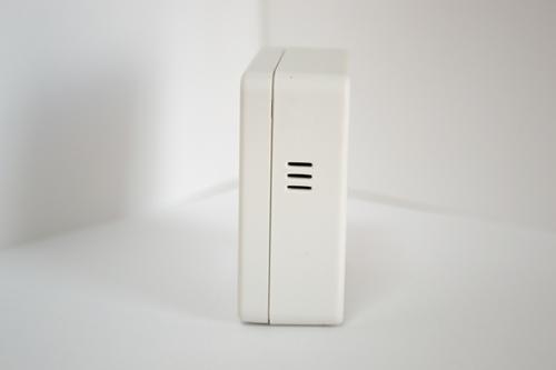 無印良品 トラベル用ワールド電波クロック 横