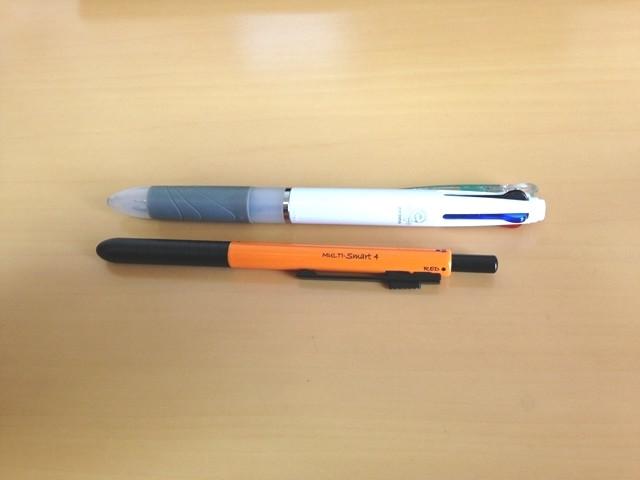 OHTO MuLTI-Smart4とZEBRA スラリ2+Sを比較