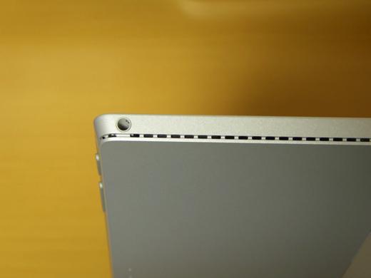 Surface Pro 4 ヘッドホン端子