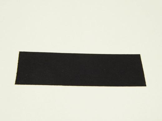 カルカットハンディ マスキングテープ用 黒マスキングテープの切り口例