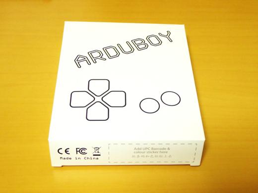 Arduboy 表