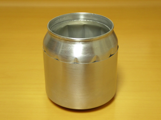 アルミ缶アルコールストーブ Aタイプ