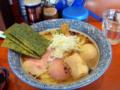 特製鶏だしラーメン/麺処 ほん田