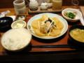 魚角/ぶり大根定食