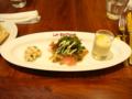 LA BETTORA de OCHIAI/ランチ前菜盛り合わせ
