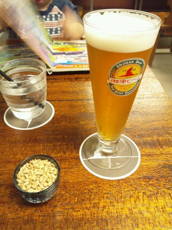 湘南ビール ゴールデンエール