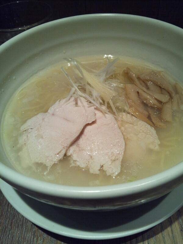 黒椿屋 鶏白湯麺