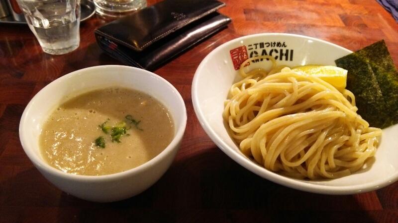 つけ麺 GACHI