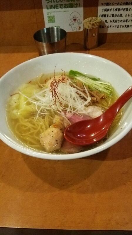 塩ラーメン/麺屋 翔