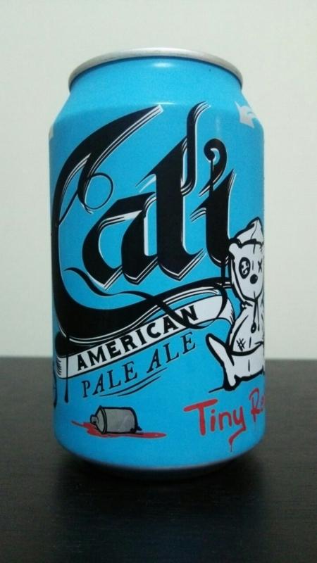 TinyRebel/Cali American Pale Ale