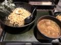 魚介豚骨つけ麺/麺匠 竹虎