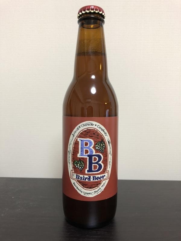 ベアードビール 初醸造IPL