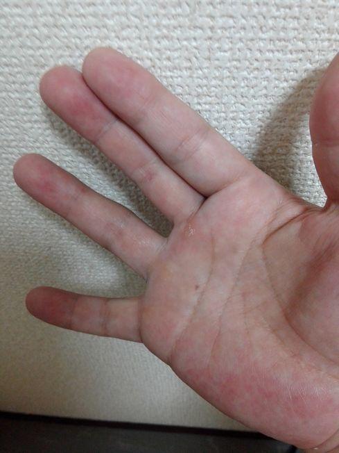 手マンでは人差し指と中指を使う