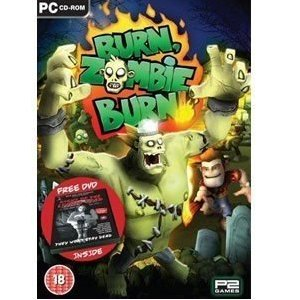 burn zombie burn (PC) (輸入版)