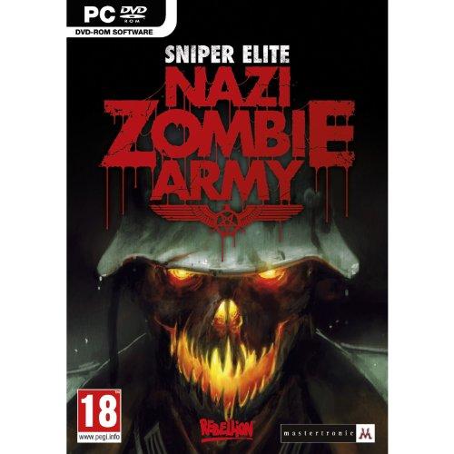 Sniper Elite: Nazi Zombie Army (PC DVD) (輸入版)