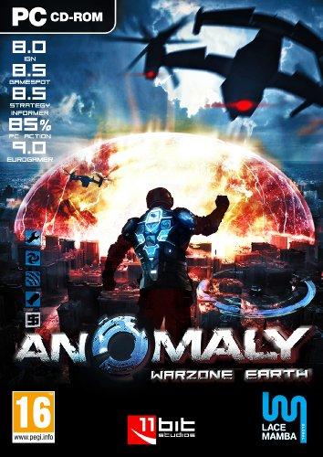 anomaly warzone earth PC (輸入版)