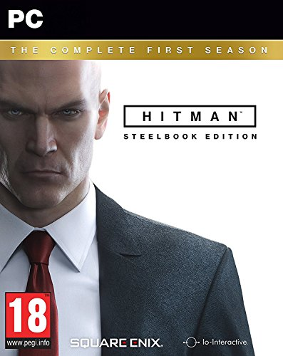 Hitman: The Complete First Season Steelbook Edition (PC DVD) (輸入版)
