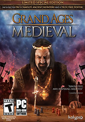 Grand Ages: Medieval - Windows (select) (輸入版)