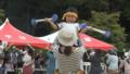 京都新聞写真コンテスト  秋の運動会