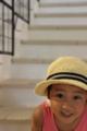 京都新聞写真コンテスト 『麦わら帽子の男の子』