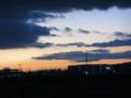 京都新聞写真コンテスト 『夕暮れ時』