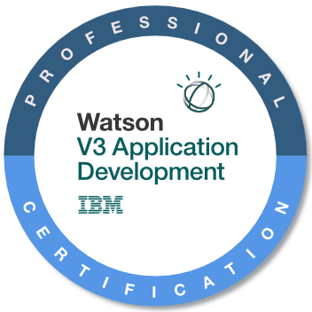 Watsonv3appdevprofcertification